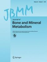 Journal of Bone and Mineral Metabolism 3/2018