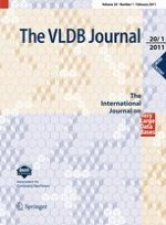 The VLDB Journal 1/2011