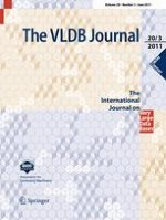 The VLDB Journal 3/2011