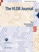 The VLDB Journal 4/2013