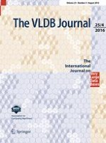 The VLDB Journal 4/2016