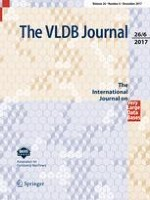 The VLDB Journal 6/2017