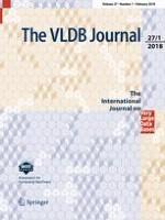 The VLDB Journal 1/2018