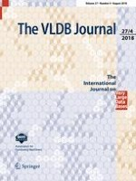 The VLDB Journal 4/2018