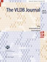 The VLDB Journal 6/2019