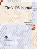 The VLDB Journal 2-3/2020