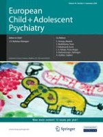 European Child & Adolescent Psychiatry 9/2009