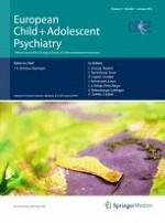 European Child & Adolescent Psychiatry 1/2012