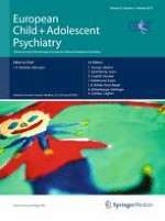 European Child & Adolescent Psychiatry 2/2013