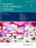 European Child & Adolescent Psychiatry 4/2013