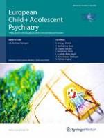 European Child & Adolescent Psychiatry 7/2013