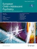 European Child & Adolescent Psychiatry 2/2015