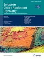 European Child & Adolescent Psychiatry 4/2015
