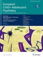 European Child & Adolescent Psychiatry 6/2015