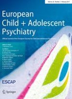 European Child & Adolescent Psychiatry 2/2017