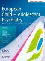 European Child & Adolescent Psychiatry 1/2018