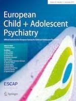 European Child & Adolescent Psychiatry 12/2019