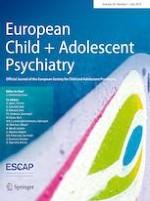 European Child & Adolescent Psychiatry 7/2019