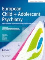 European Child & Adolescent Psychiatry 1/2020