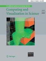 Computing and Visualization in Science 5/2009