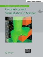 Computing and Visualization in Science 7/2010