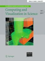 Computing and Visualization in Science 1/2011
