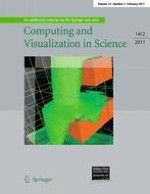 Computing and Visualization in Science 2/2011