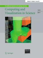 Computing and Visualization in Science 5/2011