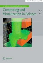Computing and Visualization in Science 4/2013