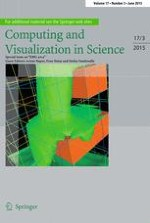 Computing and Visualization in Science 3/2015