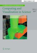 Computing and Visualization in Science 2-3/2017