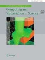 Computing and Visualization in Science 6/2018