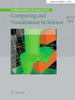 Computing and Visualization in Science 1-2/2019