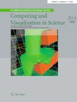 Computing and Visualization in Science 1-4/2020