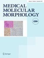Medical Molecular Morphology 3/2018