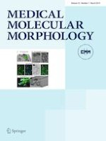 Medical Molecular Morphology 1/2019