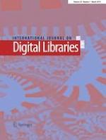 International Journal on Digital Libraries 1/2019