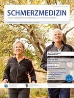 Schmerzmedizin 5/2017