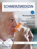 Schmerzmedizin 5/2018