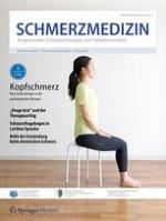 Schmerzmedizin 6/2018