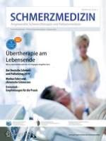 Schmerzmedizin 3/2019