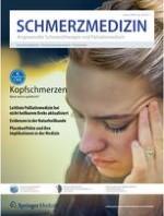 Schmerzmedizin 1/2020