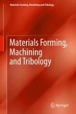 Materials Forming, Machining and Tribology