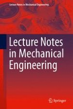 Lecture Notes in Mechanical Engineering