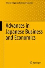 Advances in Japanese Business and Economics