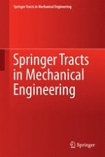 Springer Tracts in Mechanical Engineering