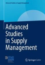 Advanced Studies in Supply Management