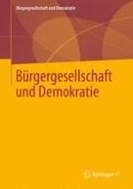 Bürgergesellschaft und Demokratie