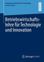 Betriebswirtschaftslehre für Technologie und Innovation
