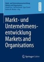 Markt- und Unternehmensentwicklung / Markets and Organisations